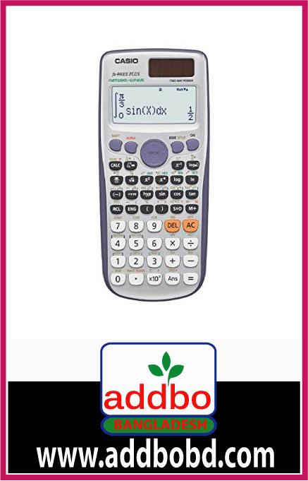 CALCULATOR SCIENTIFIC CASIO 991ES